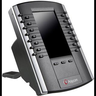 PLANTRONICS Equipo de intercambio de teléfono (Negro)