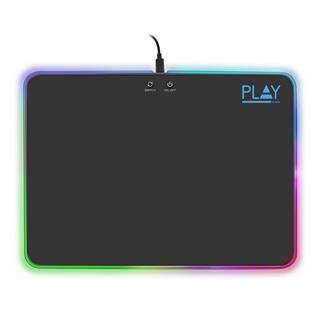 Alfombrilla Ewent PL3341 Gaming RGB negra