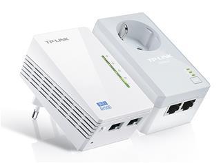 PLC TP-Link AV500 Powerline Kit 2 UDS