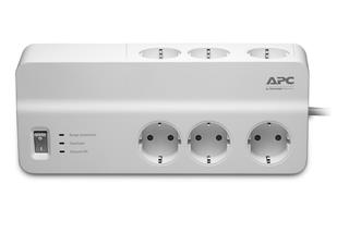 APC Essential SurgeArrest 6 outlets 230V