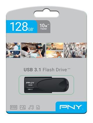 PNY USB ATTACHE 4 3.1 128GB