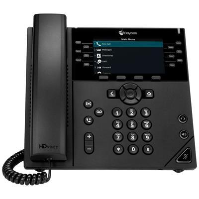 POLY VVX 450 DESKTOP PHONE OBI POE   OBI EDITION ...