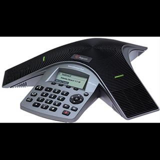 Polycom SoundStation Duo - teléfono VoIP para conferencias POWER
