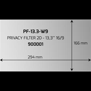 PORT DESIGNS PORT Professional - filtro de confidencialidad de p