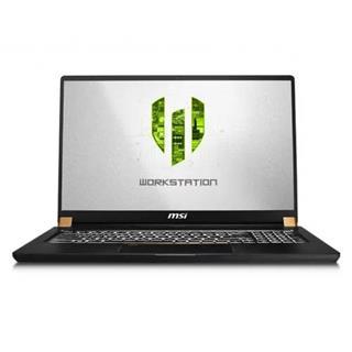 PORTATIL MSI WS75 9TJ-004ES Intel Core i7-9750/32GB/1TB SSD/T200