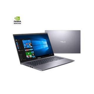 PORTATIL ASUS X509FB-BR102T I5-8265U 15.6'HD 8GB 256GB SSD GEFORCE MX110 2GB  W10 COLOR GRIS