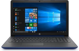 """Portátil HP 15-DA2006NS i5-10210U 8GB 256GB SSD 15.6"""" W10 azul"""