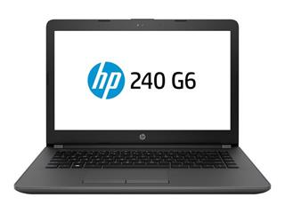 "PORTATIL HP 240 G6 6HL12EA NEGRO CELERON N4000 8GB 128GB SSD 14"""