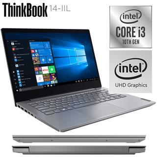 "PORTATIL LENOVO ThinkBook 14-IIL i3-1005G1 14""FHD ..."