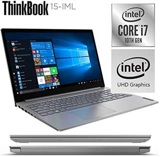 Portátil Lenovo THINKBOOK 15-IML CI7-10510U 16GB 512GB 15.6' W10P