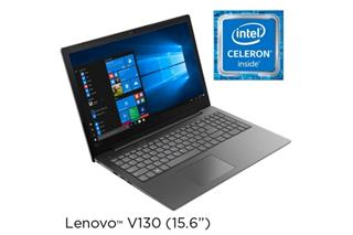 "PORTATIL LENOVO V130-15IGM N4100 4GB 256GB SSD 15.6"" FREEDOS"