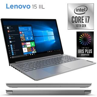 """PORTATIL LENOVO V15-IIL i7-1065G7 15.6""""FHD 12GB ..."""