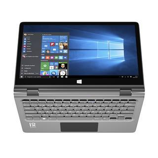 PORTATIL PRIMUX IOXBOOK 1302F N3350 4GB 240GB SSD + 64GB eMMC W10H 13.3' TACTIL 360º FHD I
