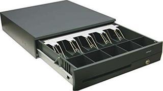 Posiflex CR-4000 Cash Drawer 42x45x10/5B-9C Blk