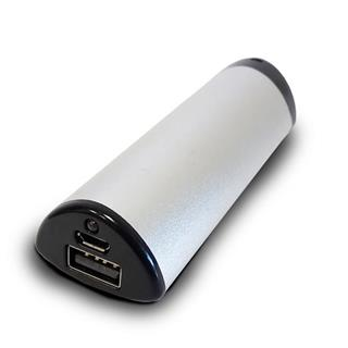 Power bank portatil primux 2600mah metalico