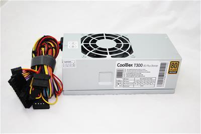 POWER CASE FTE. ALIM. TFX COOLBOX 300W     80+ ...