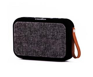 POWER CASE SPEAKER BT COOLBOX COOLSOUL NEGRO