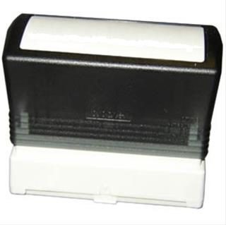 Brother CS/Pack 6 black stamps 10x60mm