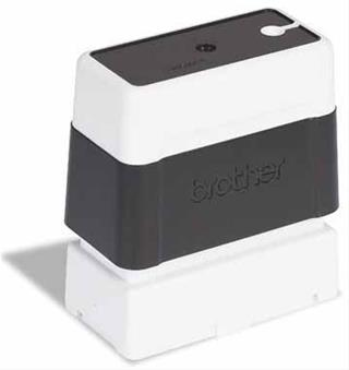 Brother CS/Pack 6 black stamps 12x12mm