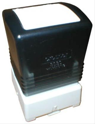 Brother CS/Pack 6 black stamps 20x20mm