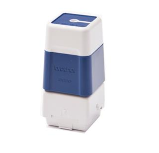 Brother CS/Pack 6 blue stamps 20x20 mm