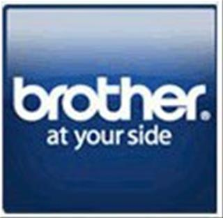 Brother CS/Pack 6 Frame of black 34 x 58 mm
