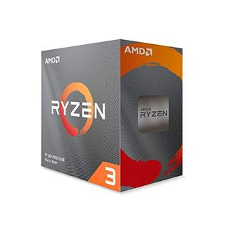AMD RYZEN 3 3100 4CORE 3.9GHZ 18M AM4