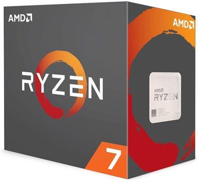 Procesador AMD Ryzen 7 1800X 4.0GHz 20MB 95W AM4 BOX