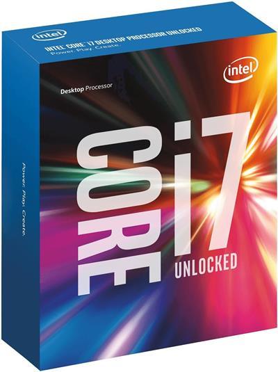 INTEL CORE i7-6800K 3.4GHz 15MB SOCKET 2011-3