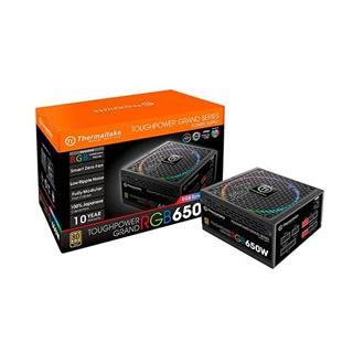 Fuente de alimentación Thermaltake Toughpower Grand RGB 650W 80