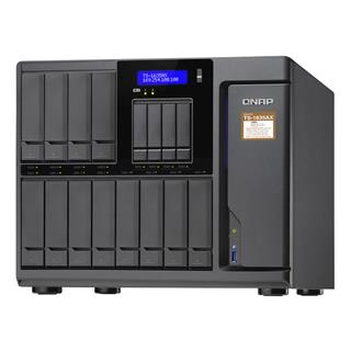 QNAP TS-1635AX-8G 16 BAY 8 GB DDR4  1.6 GHZ QC 2X ...