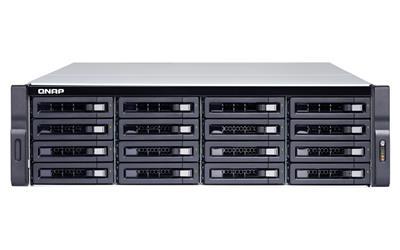 QNAP TS-1683XU-RP-E2124-16G 3U 16BA 3.3GHZ QC ...
