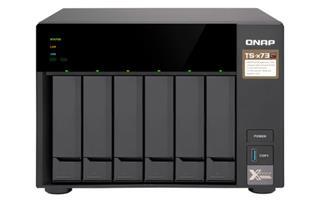 QNAP TS-673-8G 6 BAY 2.1 GHZ QC     8 GB DDR4 4X ...