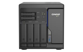 Servidor NAS QNAP TS-h686 D-1602 Ethernet 6 bahías