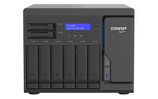 QNAP TS-H886-D1622-16G 8BAY 2.6GHZQ 16GB 4 X ...