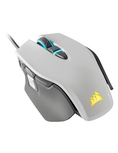 Ratón Corsair M65 RGB Elite USB Óptico 18000DPI