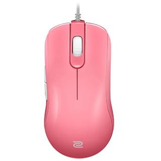 Ratón con cable Zowie FK2-B Divina M 3200DPI rosa