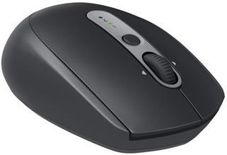 Ratón inalámbrico Logitech M590 Multidispositivo silencioso Negr