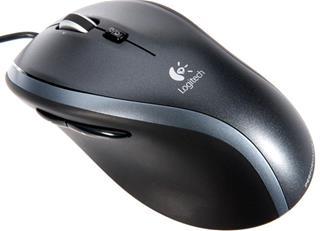 Ratón Láser Logitech M500