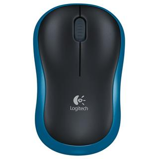 RATON LOGITECH M185 AZUL WIRELESS