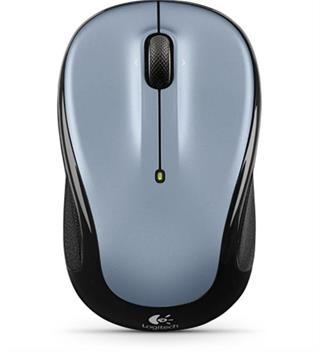 Ratón LOGITECH Wireless Mouse M325 Light Silver
