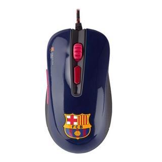 Ratón Mars Gaming FC Barcelona 3200DPI