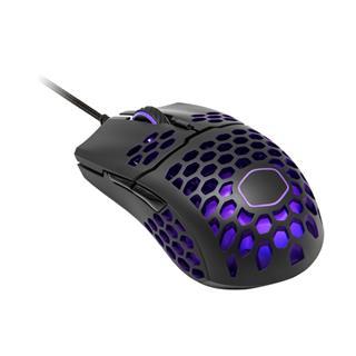 Ratón con cable Cooler Master MM-711 óptico RGB negro