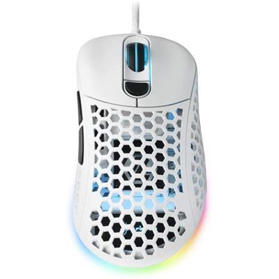 Ratón Sharkoon Light 2 200 RGB blanco