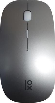 RATON WIRELESS PRIMUX MX800 PLATA/BLANCO