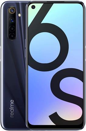 """Smartphone Realme 6s 4GB 64GB 6.5"""" negro"""