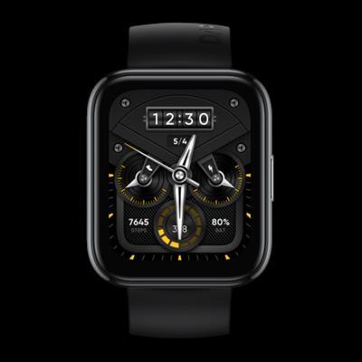 "realme watch 2 pro 4.45 cm (1.75"") Negro GPS ..."
