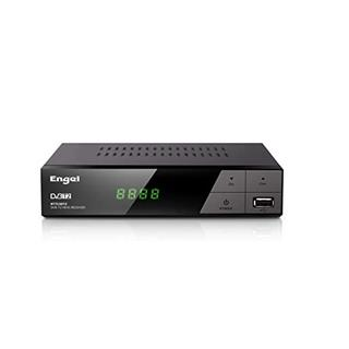 RECEPTOR DVB-T2 SOBREMESA ENGEL RT7130T2 HD HEVC ...