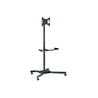 Reflecta TV Stand 37P-Shelf Extend black