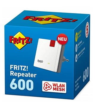 Avm computer systems fritz repeater 600 intl